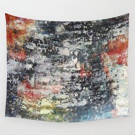 Night lights 2 Wall Tapestry