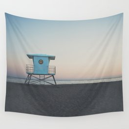 sunset on the coast ... Wall Tapestry