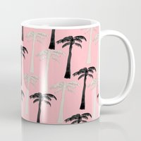 tropical Mugs featuring Tropical by Georgiana Paraschiv