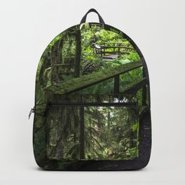 Walk through the rain forest Backpack