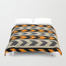 Turn right Duvet Cover