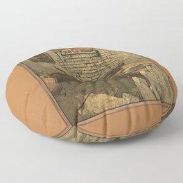 Jumble Shop DPPA150504f Floor Pillow