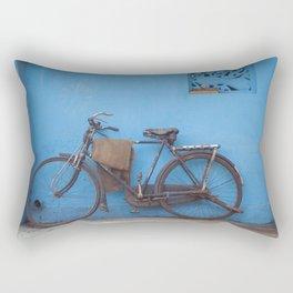 Indian Bicycle Rectangular Pillow