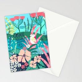 Create Paradise Stationery Cards