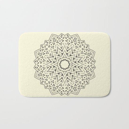 Mandala 6 Bath Mat