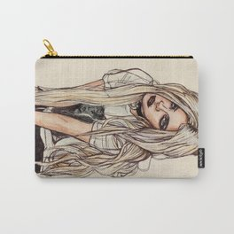 Taylor Momsen Carry-All Pouch