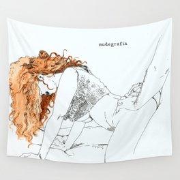NUDEGRAFIA - 20 Wall Tapestry