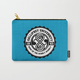 Gallifrey University Carry-All Pouch