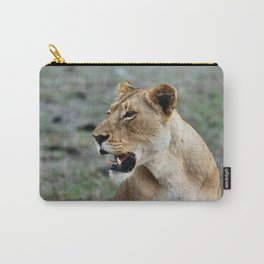Cat by joel herzog Carry-All Pouch