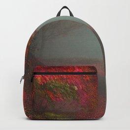 Crimson Path Backpack