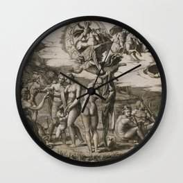 The Judgment Wall Clock