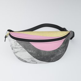 Undulating texture III Fanny Pack