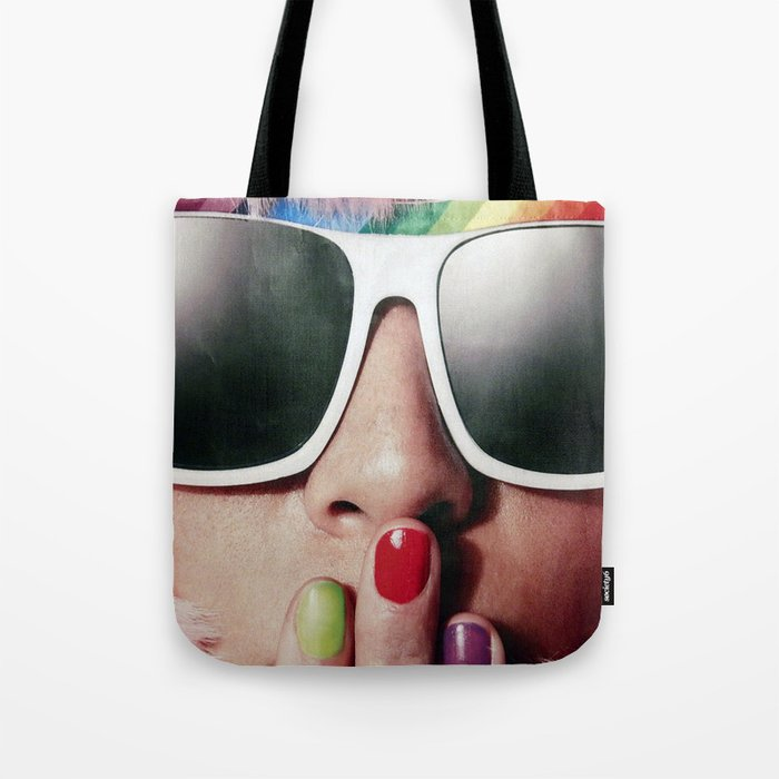 Carnaval girl Tote Bag