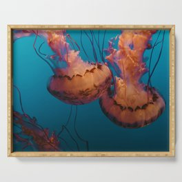 Jellyfish (Water) Serving Tray