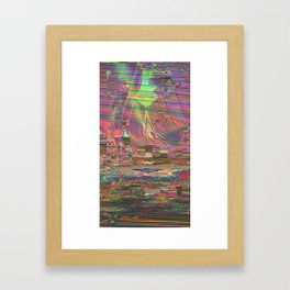Colonized Framed Art Print
