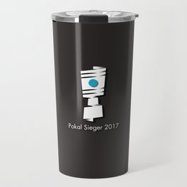 Pokal Sieger 2017 ! - white Edition Travel Mug