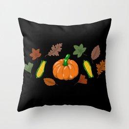Fall #6 Throw Pillow