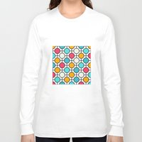 polka dots Long Sleeve T-shirts featuring Polka Dots by Dizzy Moments