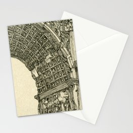 Marches & Arches Stationery Cards