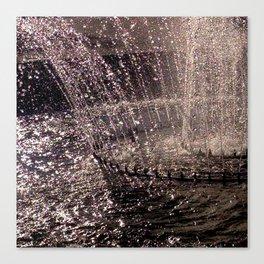 Water Wish Canvas Print