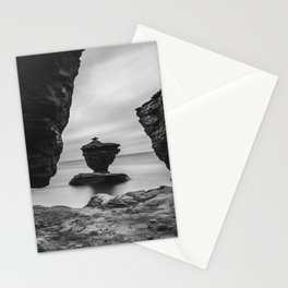The Tea cup rock of Thunder Cove Stationery Cards