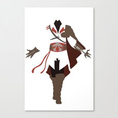 Assassin's Creed - Ezio Auditore da Firenze Canvas Print