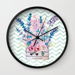 Love affair Wall Clock