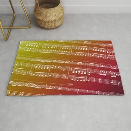 Concerto for Double Bass Rug