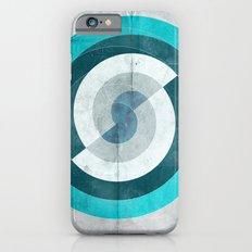 Blue Chaos iPhone 6s Slim Case
