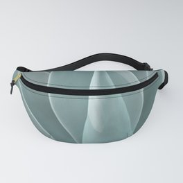 Azul Succulent Agave Plant Fanny Pack