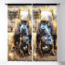 Pit Bull Models: Blue Defender 01-01 Blackout Curtain