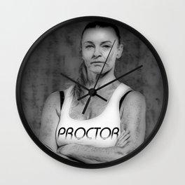PROCTOR Wall Clock