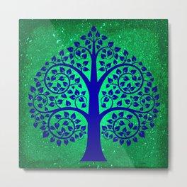 Bodhi Tree0108 Metal Print