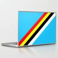 rave Laptop & iPad Skins featuring Rave by Naked N Pieces