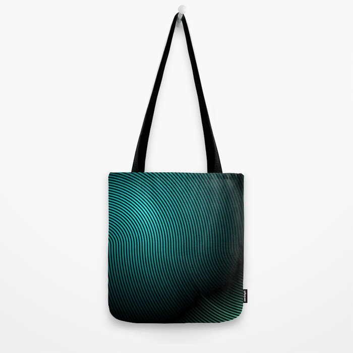 concentric 04 Tote Bag
