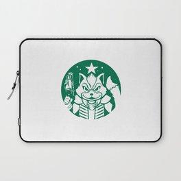 Starfox Coffee Laptop Sleeve