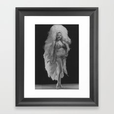 Iconic Images: Princess LaHoma Framed Art Print