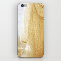 lace and rosebuds iPhone & iPod Skin