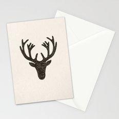 Deer II Stationery Cards