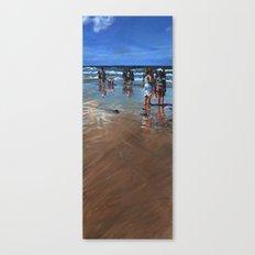 Fistral Beach Canvas Print