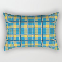 Tartan Plaid Rectangular Pillow