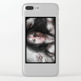 Found Her Freedom Clear iPhone Case