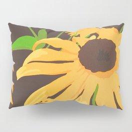 Black-eyed Susan's Pillow Sham