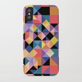 Pixels iPhone Case