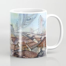 Czech Republic, Brno - 2117 Coffee Mug