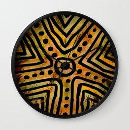 Ancestry / Canary Islands Wall Clock
