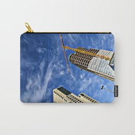 Diving into the BLUE BERLIN SOUND Carry-All Pouch