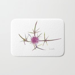 Thistle Bath Mat