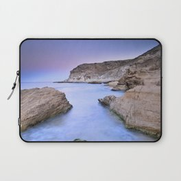 """Blue Volcano"" Laptop Sleeve"