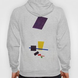 Kazimir Malevich - Painterly Realism of a Football Player—Color Masses in the 4th Dimension (new edi Hoody